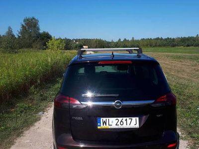 używany Opel Zafira Tourer