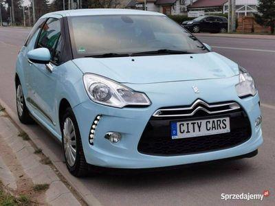 używany Citroën DS3 1.6 B 120 KM 114 tys. km Klimatyzacja z Niemiec