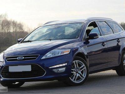 używany Ford Mondeo 2dm3 163KM 2014r. 118 861km 163KM Business Convers+ Navi Serwis Bogata Opcja Niemcy