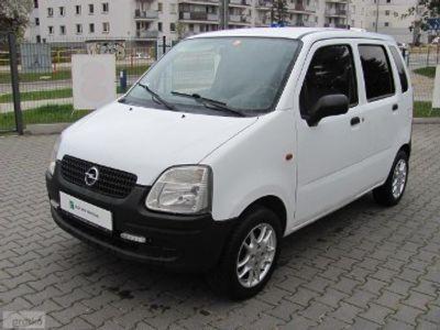 używany Opel Agila A 1.0 Club-benzyna-zarejestrowany.