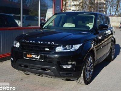 używany Land Rover Range Rover Sport HSE, salon PL, 1 właściciel, bezwypadkowy, faktura VAT 23%
