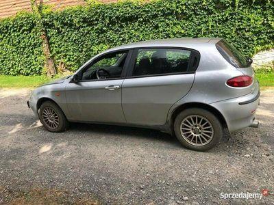 używany Alfa Romeo 147 1.6 Benzyna Automat Navi