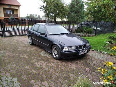 używany BMW 316 E36 i zamiana m52b28