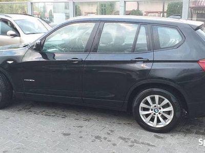 używany BMW X3 F25 2.0D X DRIVE 2014r