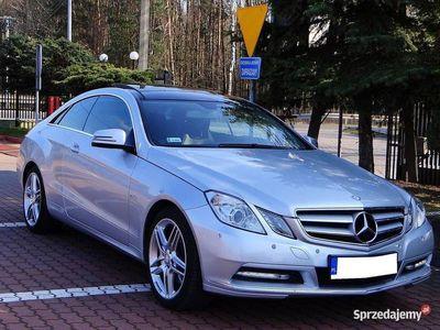 używany Mercedes E350 E KlasaW207
