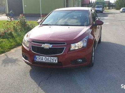używany Chevrolet Cruze 1.8dm 141KM 2012r. 150 000km