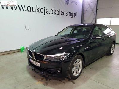 używany BMW 318 2dm 150KM 2017r. 12 318km