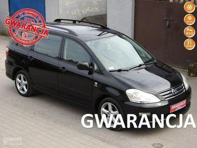 używany Toyota Avensis Verso II AV VERSO 2.0 D4D LIFT 7 Osób Dobry Stan !! Zarejestrowana !! Gwaranc