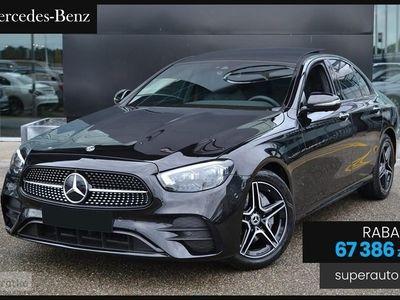 używany Mercedes 220 Klasa E 2.04MATIC (194KM) | AMG + Premium | Nowy Model 2020!