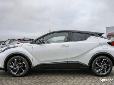 używany Toyota C-HR 2,0 Hybryda Selection 184 KM Jasna skóra wynajem - 1445zł