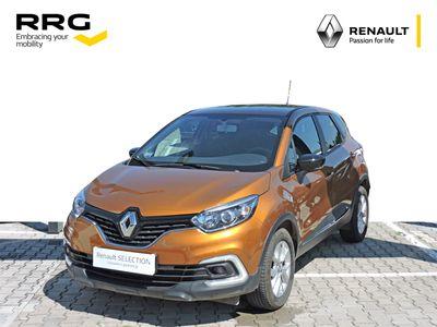 używany Renault Captur CAPTUR1.3 Energy TCe FAP Limited
