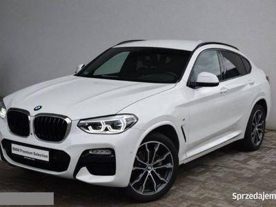 używany BMW X4 2dm 190KM 2019r. 9 000km