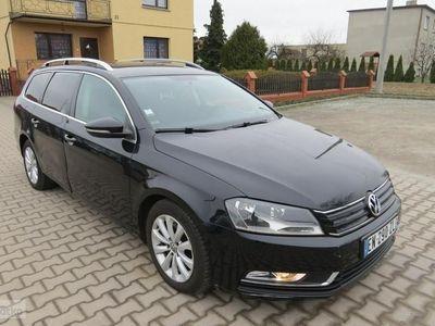używany VW Passat 1.6dm3 105KM 2012r. 181 000km 1.6 TDi 105 KM Gwarancja