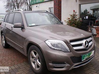 used Mercedes 220 Klasa GLK X204LIFTing CDI 170KM serwisowany, NAVI, skóra, podgrz.fotele