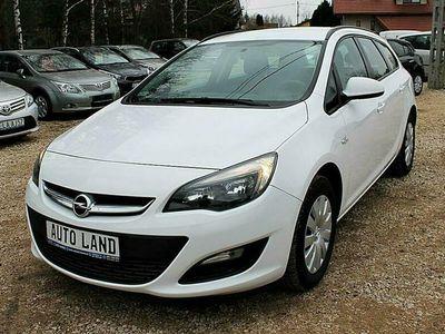 używany Opel Astra 1.6dm 136KM 2015r. 182 000km