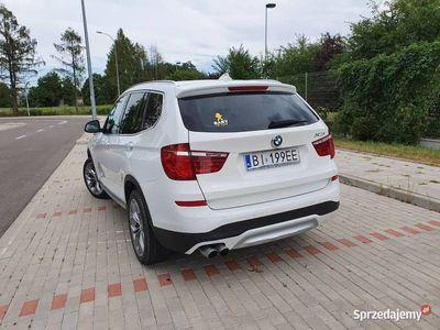 używany BMW X3 f25, head-up harman-kardon, x-line
