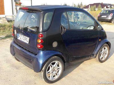 używany Smart ForTwo Coupé 0,8 diesel