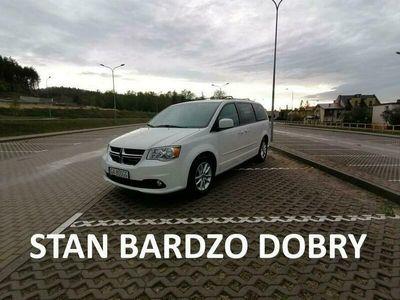 używany Dodge Grand Caravan 3.6dm 283KM 2012r. 203 000km
