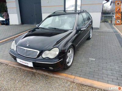 używany Mercedes C270 W203 2.7 170KM