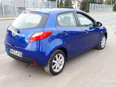 używany Mazda 2 1300 86KM Z Niemiec opłacony polecam