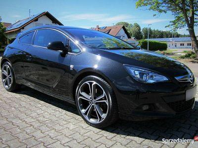 używany Opel Astra GTC ASTRA 1.6 Turbo 170KMOPC LINE Automat