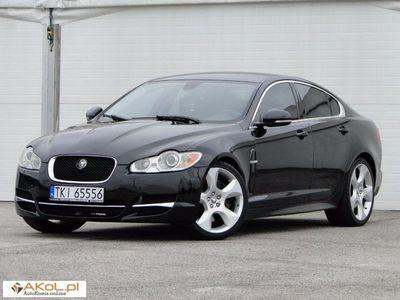 używany Jaguar XF 3dm 275KM 2011r. 157 824km