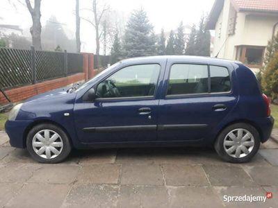 używany Renault Clio mały przebieg