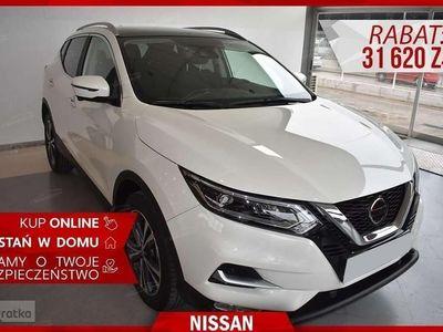 używany Nissan Qashqai II N-Connecta N-Connecta 1.3 DIG-T 140KM Wyprzedaż rocznika 2019!