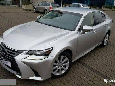 używany Lexus GS300h GS Hybryda, FAKTURA VAT 23%, Bogate wyposażenie, Stan idealny IV (2012-)