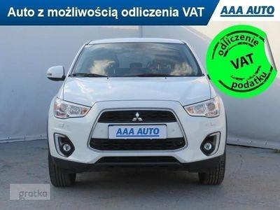 używany Mitsubishi ASX  Salon Polska, Serwis ASO, VAT 23%, Xenon, Bi-Xenon,
