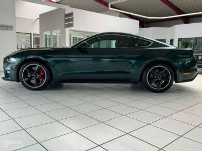 używany Ford Mustang VI 460KM BULLITT odbiór Styczeń, Leasing - wpłata 20% - 60 rat po 2470z