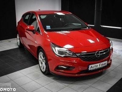 używany Opel Astra Salon Polska I Właściciel Wersja Dynamic Serwisowany Vat 23%