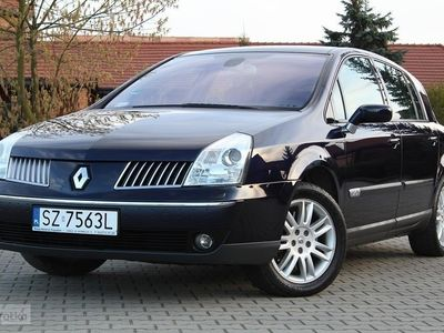 używany Renault Vel Satis 2.0T. 163 kM. PRIVILEGE. zarejestrowany w PL