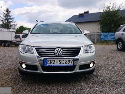 używany VW Passat IDEAŁ 1.9 tdi bluemotion ZAMIANA 1.9 2008r.
