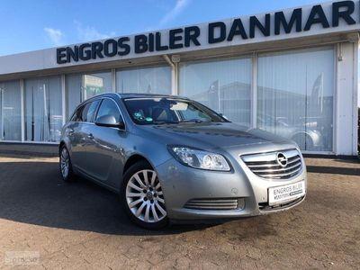 brugt Opel Insignia 2,0 CDTi 160 Cosmo ST eco (254)