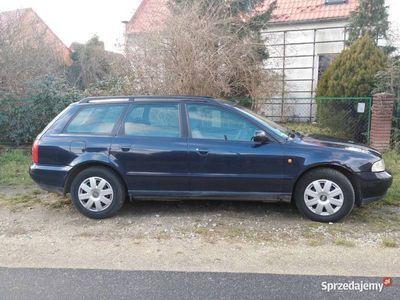 używany Audi A4 Kombi 1997 rok Benzyna
