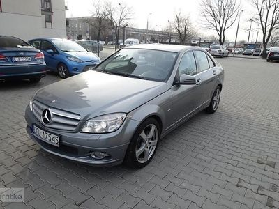 używany Mercedes 200 Klasa C W204Salon PL I wł Comppressor, Warszawa