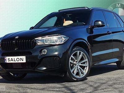 używany BMW X5 III (F15) 40d M-Pack Full Wentyle Dociągi Komforty NightView