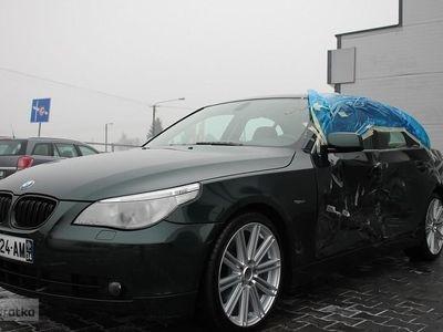 brugt BMW 530 SERIA 5Lekko uszkodzone E60 w bardzo dobrej cenie.