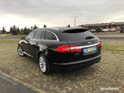 używany Jaguar XF 2.2d190 km full wypas zamiana
