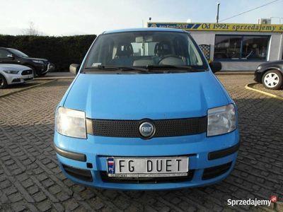 używany Fiat Panda 1.1dm 54KM 2005r. 247 400km