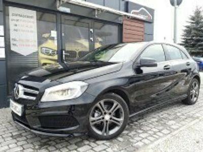 używany Mercedes 180 Klasa A W176Gwarancja-Pakiet AMG-LED-Xenon-Tablet-Nawigacja-Kamera-Klimatron