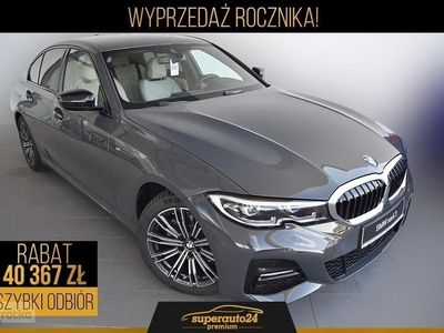 używany BMW 320 SERIA 3 M SPORT 2.0 320d(190KM)|M SPORT + LED|Największy wybór PREMIUM!