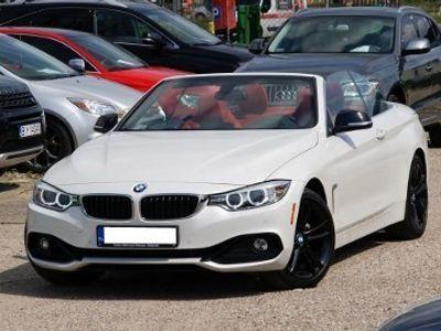 używany BMW 428 SERIA 4 I (F32) i SportLine Cabrio