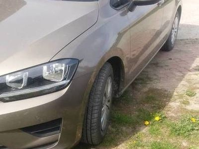 używany VW Golf Sportsvan