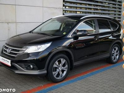 używany Honda CR-V 2dm 155KM 2014r. 83 300km