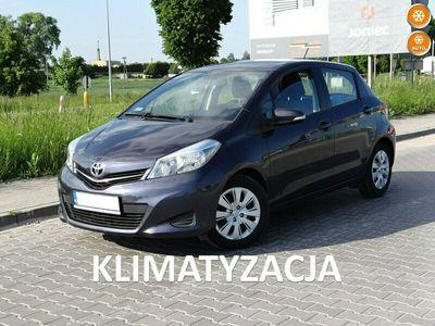 używany Toyota Yaris YarisKlimatyzacja * 1,3 Ben * Zarej. III (2011-)