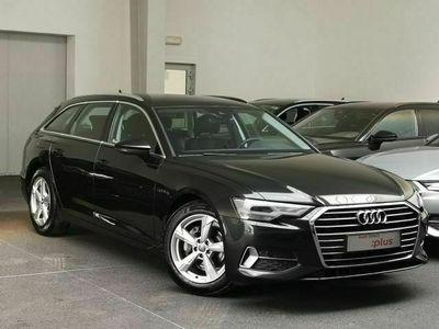 używany Audi A6 2dm 204KM 2020r. 21 081km