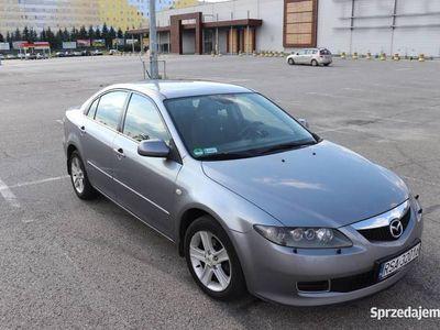 używany Mazda 6 2.0 diesel 143 km 2008 r.