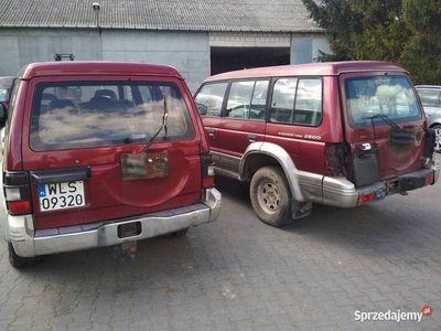 używany Mitsubishi Pajero ll 2.8TD dwa w cenie jednego